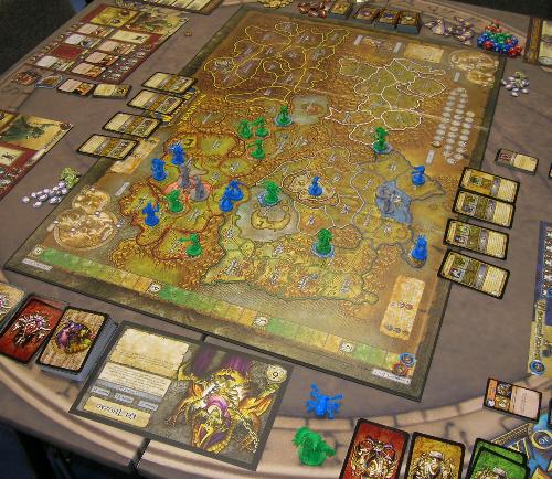Weekend z fenomenem world of warcraft world of warcraft the board game - Dungeon gioco da tavolo ...
