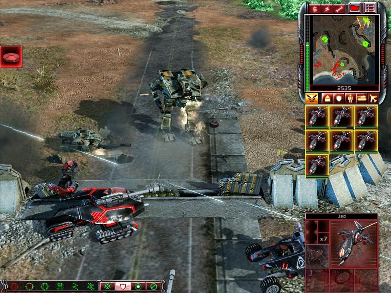 Command conquer 3 gniew kane poradnik