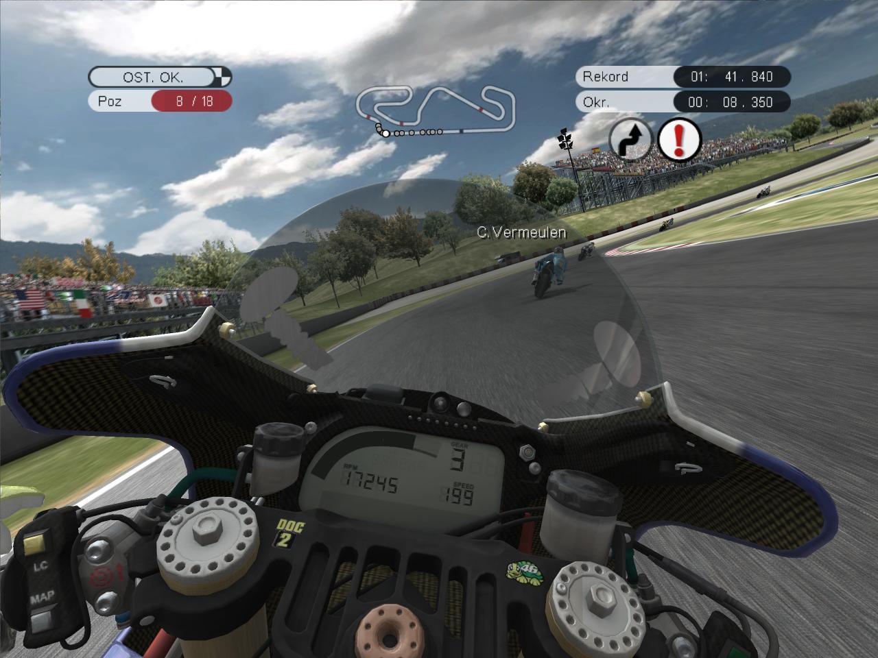 Tydzień z MotoGP'08: Dzień siódmy – recenzja - gram.pl
