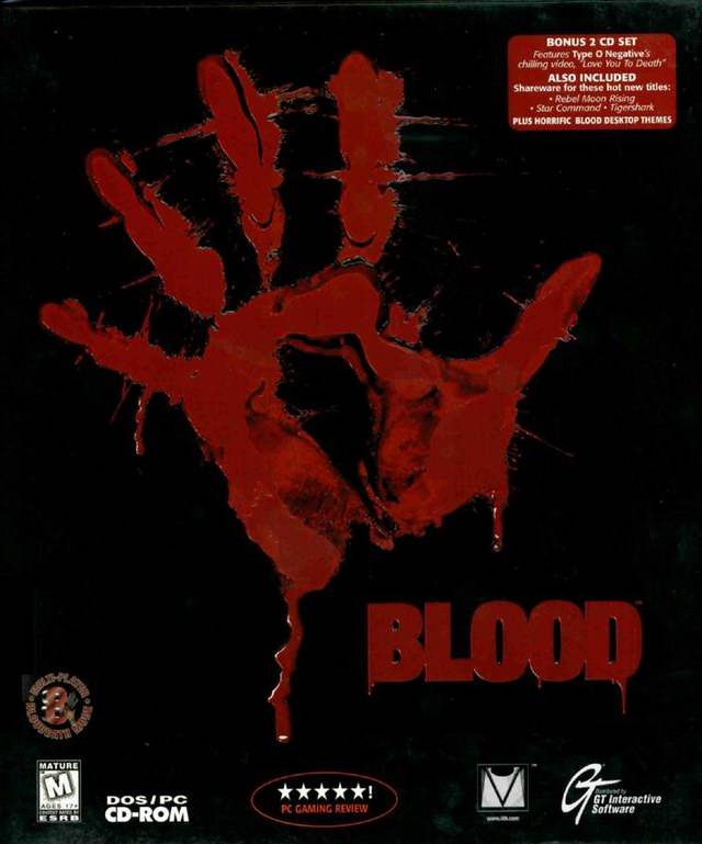 Blood: One Unit Whole Blood (1998) PC | by GoG