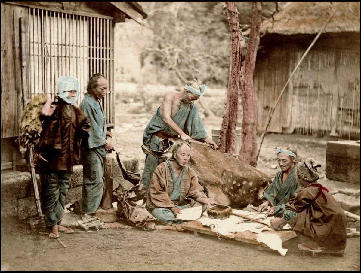 Секс в японской деревне 12 фотография