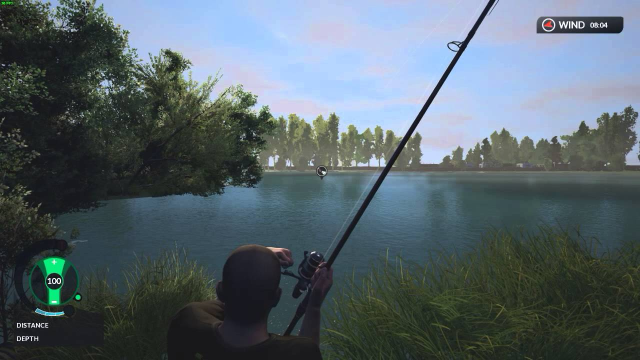 real fishing games