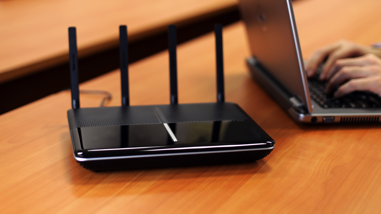 test tp link touch p5