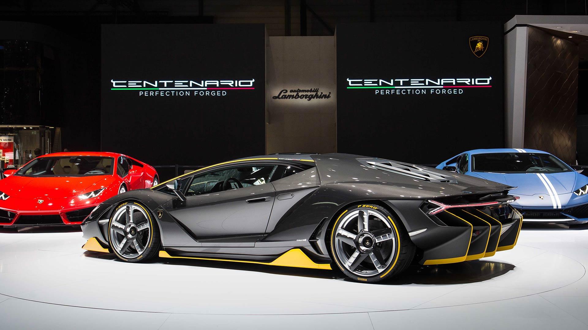 Najgorętsze Samochody Z Genewy 2016 Gram Pl