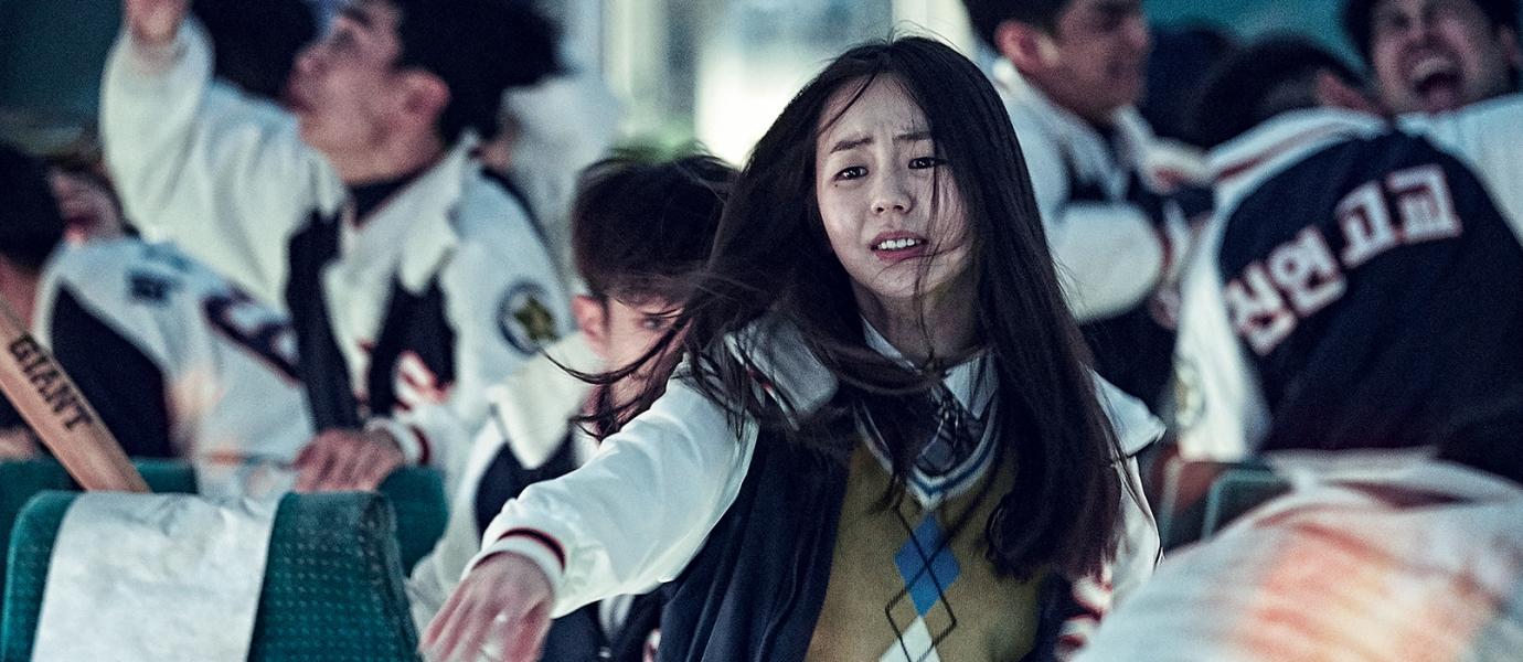 zombie express recenzja korea�skiego filmu akcji grampl