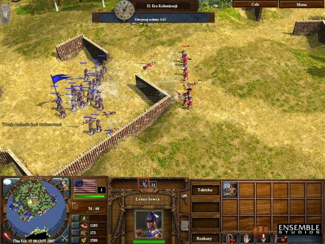 Game Fix / Crack: Age of Empires 3: The Warchiefs v1.03 ...