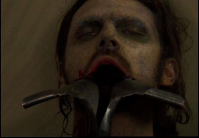 В новом римейке знаменитого классического фильма ужасов ''Ночь жи