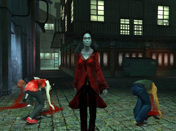 Скачать Vampire The Masquerade - Bloodlines (2004/RUS/Repack). Игры.