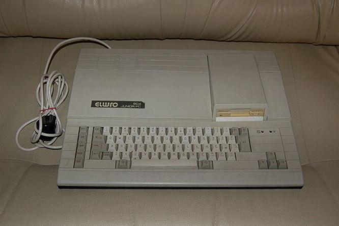 Elwro 804 Junior PC