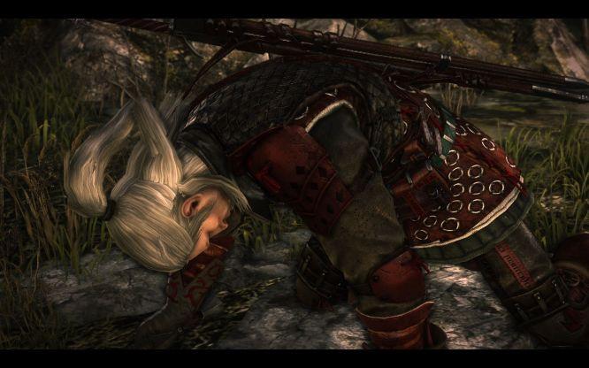 <b>Wiedźmin 2: Zabójcy Królów</b> - nawet Geralta to przerosło...