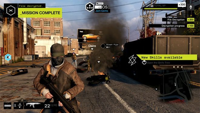 Watch Dogs Xbox  Free Download