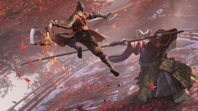 Sekiro: Shadows Die Twice będzie jednym z najważniejszych punktów tegorocznego portfolio Activision